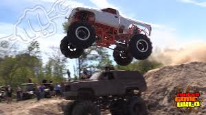 100 Trucks In Mud Videos Mega Truck Leap Frog All The Are Doing It Why Arent You