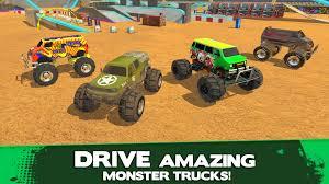 100 Monster Trucks Games Truck Driver Simulator SportsiosRacing