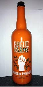 Schlafly Pumpkin Ale Release Date 2017 by Rogue Farms Pumpkin Patch Ale Rogue Ales Beeradvocate