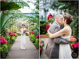 Matthaei Botanical Gardens Elopement Colleen & Larry — Chelsea