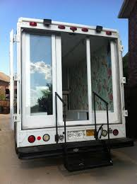 Installed These Doors To Block Out The Texas Heat!!! Fashion Truck ...