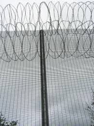 The Drawing Of Anti Climb Fence Installation Including Perimeter Fencing For High Security Perimeter Protection