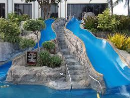 Sofitel Philippine Plaza Manila Water Slides At The Pool