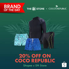 100 Coco Republic Sale Shopee Is On Sale Up To 20 Off On Shopee