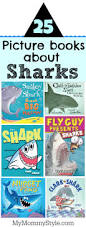 Halloween Books For Kindergarten by 25 Picture Books About Sharks My Mommy Style