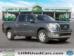 100 Used Nissan Titan Trucks For Sale PreOwned 2018 Crew Cab Pickup In Murray X3942