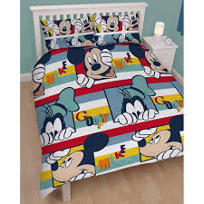 Mickey Mouse Queen Size Bedding by Disney Mickey U0026 Minnie Adore Bedding Set Double Queen