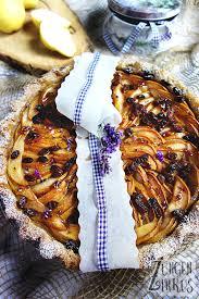 provenzialischer birnenkuchen zungenzirkus