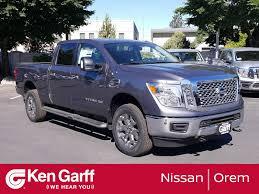 100 Nissan Titan Diesel Truck New 2018 XD SV Crew Cab Pickup In Orem 2N80248 Ken