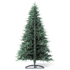 Artificial Fraser Fir Christmas Trees Uk by Flat Back Christmas Tree The Green Head