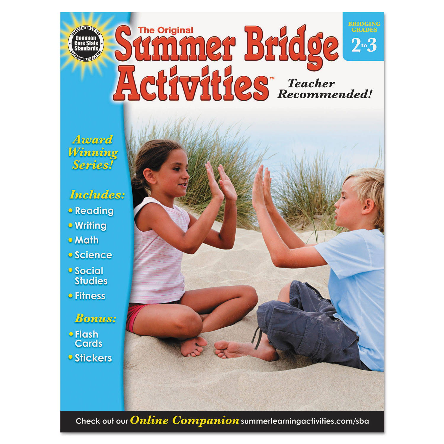 The Original Summer Bridge Activities: Bridging Grades 2-3 - Carson-Dellosa Publishing
