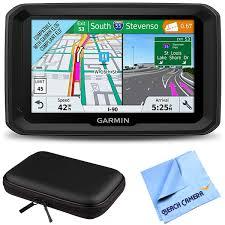 100 Navigator Trucks Garmin 5 GPS For Long Haul 580LMTS Hard Case