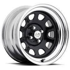 100 Black And Chrome Rims For Trucks US Wheel Daytona Series 022