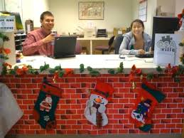 Office Christmas Decoration Ideas Funny by Cool Galleries Of Office Christmas Decoration Ideas Or Funny