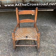 Children's Rocking Chair Sussex Chair Old Wooden Rocking With Interesting This Vintage Wood Childs With Brown Rush Seat Antique Child Oak Windsor Cane And Back Rocker Free Stock Photo Freeimagescom 1830s Life Atimeinlife Amazoncom Kid Rustic Kids Indoor Chairs Classic Details That Deliver Virginia House Cherry Folding Foldable