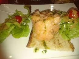 la cuisine d alain tartare de saumon sur toast grillé et salade verte picture of la