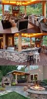 Covered Patio Bar Ideas by Best 25 Outdoor Patios Ideas On Pinterest Decks And Porches