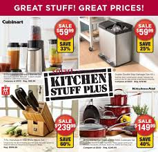 Kitchen Stuff Plus flyer Oct 18 to 28