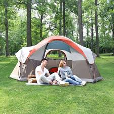 104 Studio Tent Mf 6 Person Easy Set Up Dome Portable Camping With Carry Bag For Outdoor Picnic Hiking Camping Beach Orange From Walmart Accuweather Shop