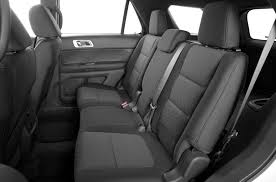 Ford Explorer Captains Chairs Second Row by 2015 Ford Explorer Price Photos Reviews U0026 Features