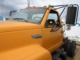100 Top Kick Truck 1991 GMC Salvage For Sale Hudson CO 36062