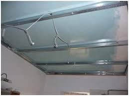 pose faux plafond pvc isolation idées