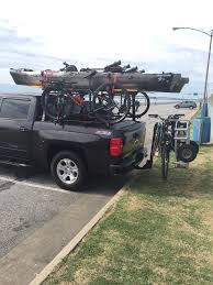 Kayak Fishing Truck Bed Rack Coach Ken | Truck Bed Rack | Pinterest ... Rci 0717 Tundra Bed Rack Tunbedrack 63000 Toyota Adarac Alinum Truck System Alterations Agri Cover Adarac For 0410 Ford F150 With Tacoma Active Cargo Long 2016 Trucks Tw Overland Stealth Town Online Bak Industries 72407bt Hard Folding And Sliding