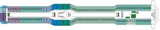 Celebrity Equinox Deck Plan 6 by Celebrity Silhouette Celebrity Cruises