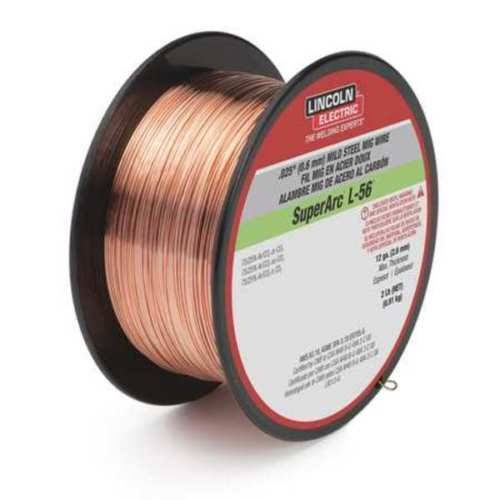 Lincoln Electric All Positions Mig Welding Wire - 2lb, 0.025""