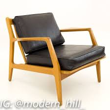Kofod Larsen For Selig Mid Century Modern Lounge Chair ... Plycraft Eames Lounge Chair Restoration Midcentury Danish Modern Selig Pencil Leg Str8mcm Mid Century Midcentury Arm Vintage Minibus Inc Selig Circular Dark W Black Leather Hijinks Goods Peabody Lawrence Sculptural Lounge Chair Mutualart Pair Of Poul Jsen Z Eames And Style Side Living Ding Pmericana Armchair For In Brown And Teak 1950 Design Market