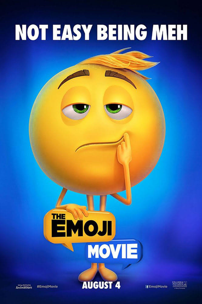 Image result for The Emoji Movie