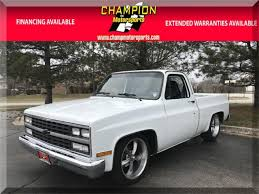 1985 To 1987 Chevrolet Silverado For Sale On ClassicCars.com