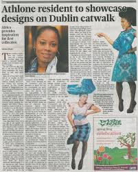 Our Fashion Student In Westmeath Independent