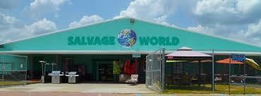 SALVAGE WORLD Home