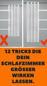 12 tricks die dein schlafzimmer größer wirken lassen