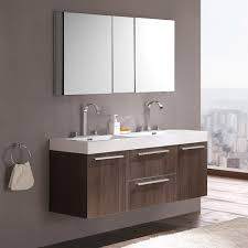 Bathroom Sink Vanities Overstock by Fresca Bath Fvn8013go Opulento Double Vanity Sink With Medicine