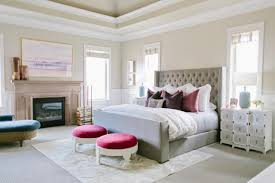 Headboard Designs South Africa by Serene Master Bedroom Boasts Color And Functionality House Of