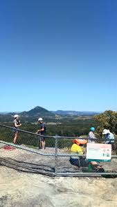 100 Mount Tinbeerwah Local Guides Connect Abseiling Local