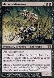 ravenous rats ddj mtg card