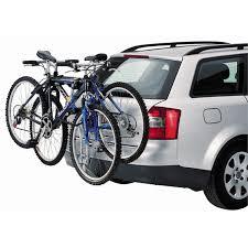 porte vélos d attelage suspendu thule xpress 970 pour 2 vélos