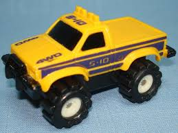 SCHAPER STOMPER 4WD CHEVROLET S-10 PICKUP TRUCK YELLOW PURPLE ... Matchbox 164 Truck Styles May Vary Walmartcom Who Is Old Enough To Rember When Stomper 4x4s Came Out Page 2 Dreadnok Stomper Hisstankcom Oreobuilders Blog Retro Toy Chest Day 12 Stompers Amazoncom Rally Remote Controlled Toys Games Schaper Circa 1980 On A Mission 124 Scale Flame Review Mcdonalds Happy Meal Mini 44 Dodge Rampage Blue Vintage 80s 4x4 Honcho Youtube Cars Trucks Vans Diecast Vehicles Hobbies Sno Sand
