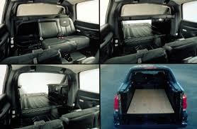 2002 Chevrolet Avalanche Side Storage Truck