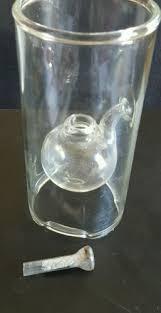 Wolfard Hand Blown Glass Oil Lamps by Wolfard Hand Blown Glass Oil Lamp 6 Tall Modern Style What U0027s It