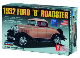 Amazon.com: Lindberg 1932 Ford