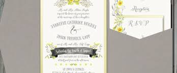Rustic Wedding Invitation Archives