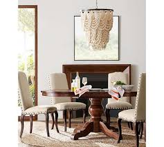 Pottery Barn Aaron Upholstered Chair by Pottery Barn Dining Tables And Chairs 20 Sale For Fall 2017