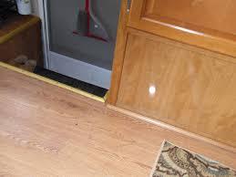 replacing rv carpet with vinyl wood planks fulltime rv