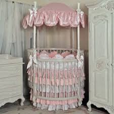Round Bassinet Bedding by Princess And The Pea Round Crib Bedding Round Crib Bedding Sets