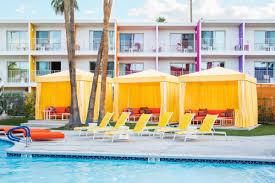 100 Sagauro Palm Springs The Saguaro Hotel Pool