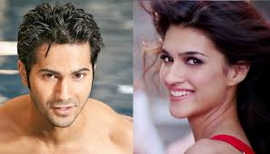 Varun Dhawan Kriti Sanon to star in Half Girlfriend